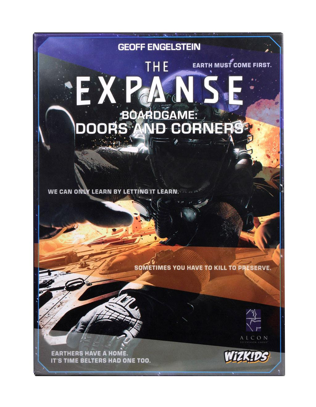 The Expanse jeu de plateau Doors and Corners Expansion *ANGLAIS*