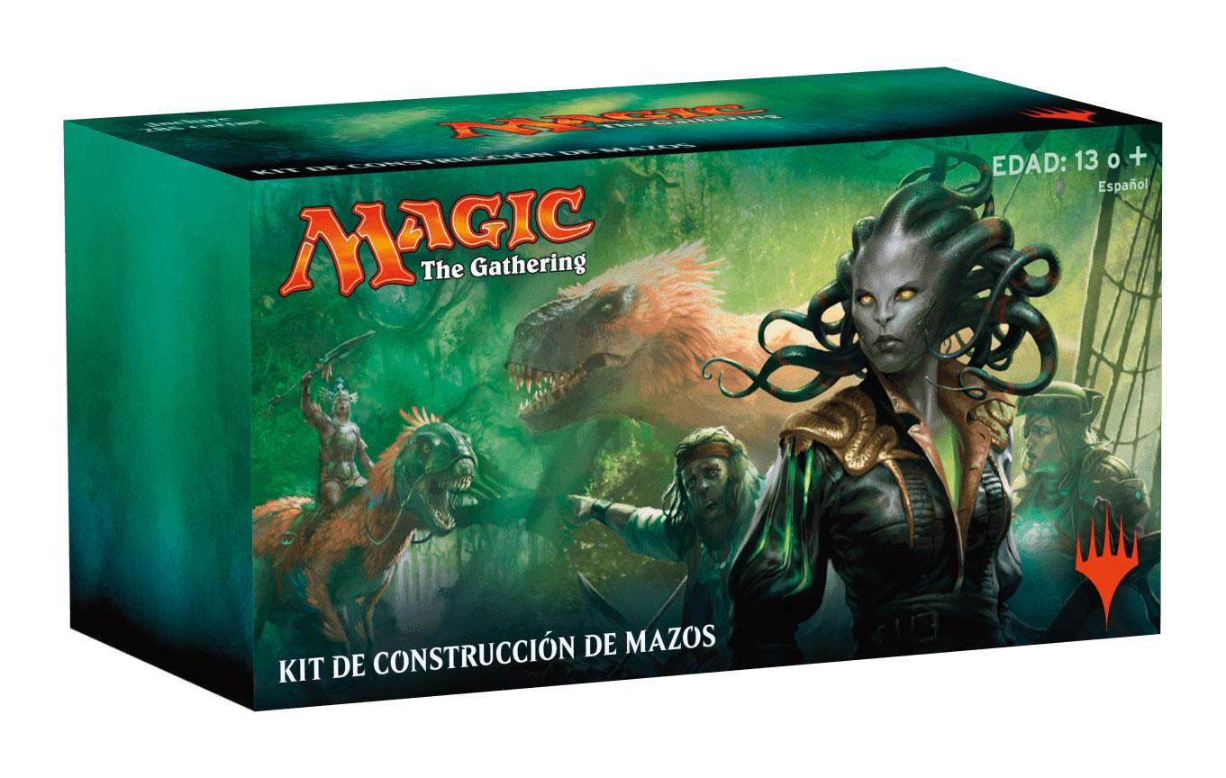 Magic the Gathering Ixalan Kit de Construction de Deck *ESPAGNOL*