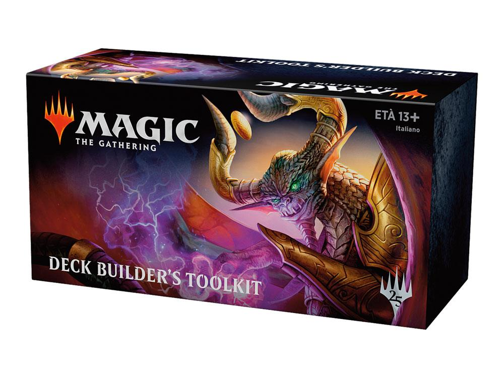 Magic the Gathering Set Base 2019 Kit de Construction de Deck *ITALIEN*