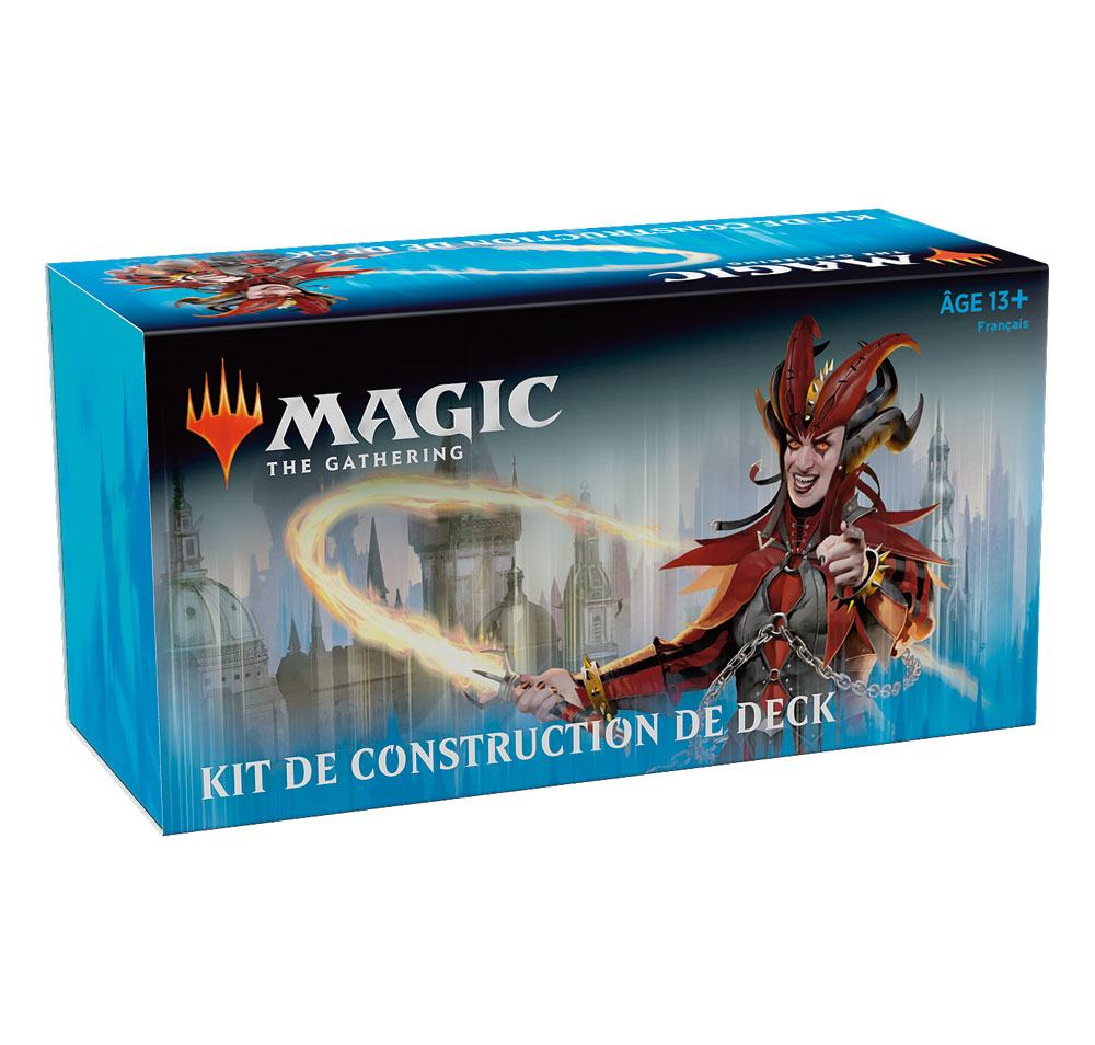 Magic the Gathering L'allégeance de Ravnica Kit de Construction de Deck *FRANCAIS*