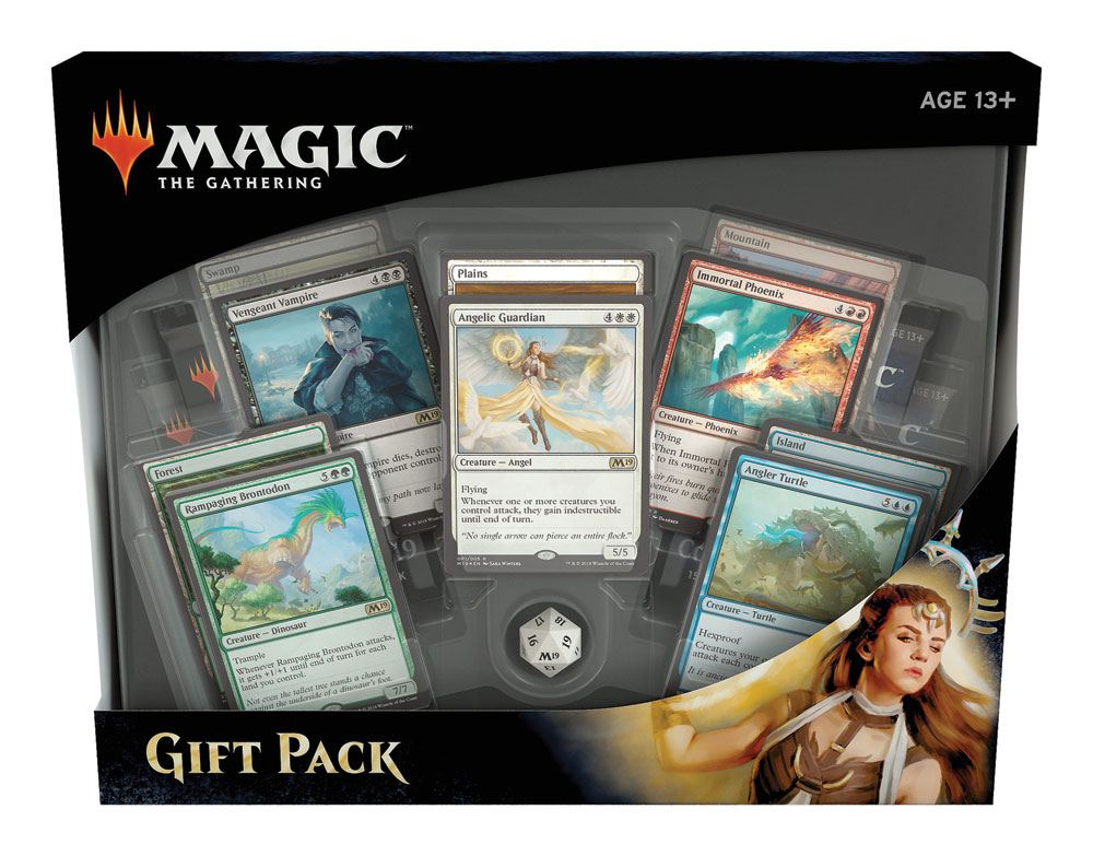 Magic the Gathering Gift Pack 2019 *ANGLAIS*