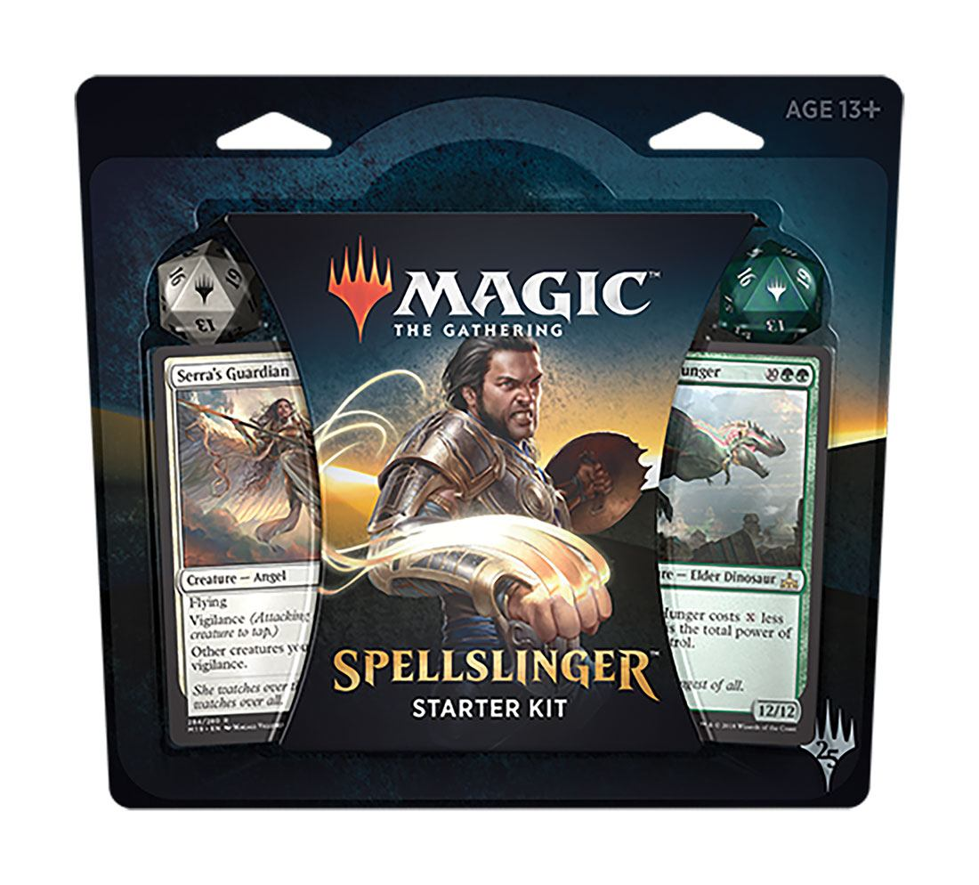 Magic the Gathering Spellslinger Starter Kit 2018 *ANGLAIS*