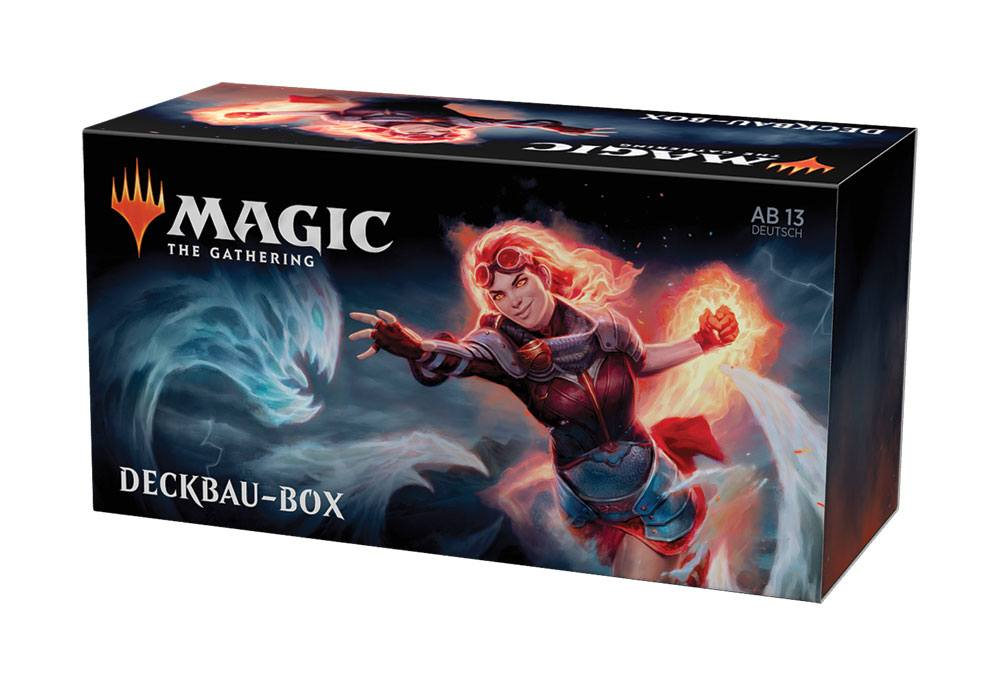 Magic the Gathering Hauptset 2020 Kit de Construction de Deck *ALLEMAND*