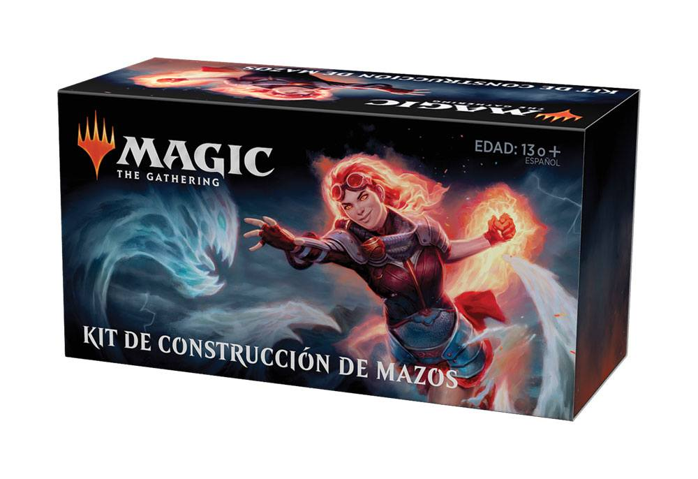 Magic the Gathering Colección Básica 2020 Kit de Construction de Deck *ESPAGNOL*