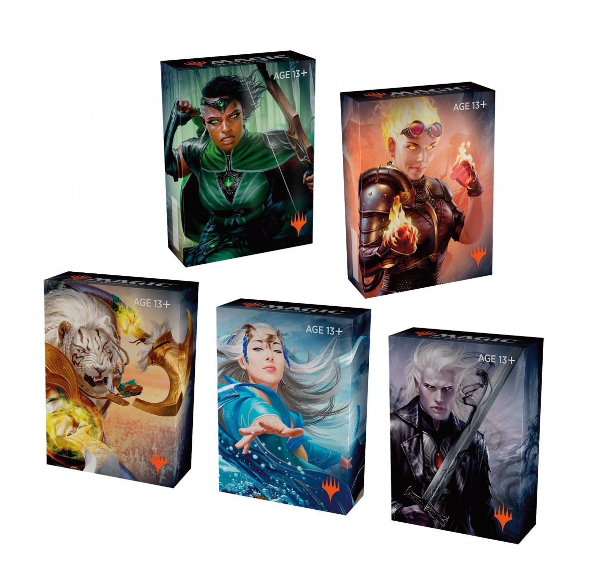 Magic the Gathering Core Set 2020 Land Station Box *ANGLAIS*