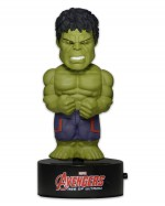 AVENGERS L`Ère d`Ultron Body Knocker Bobble Figure Hulk 15 cm