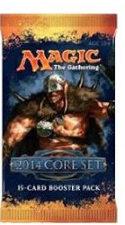 MAGIC THE GATHERING 1 Booster de 15 cartes 2014 Core Set