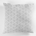 Coussin Passepoil Collection Optic