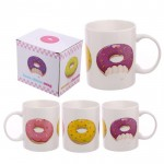 Mug céramique Donuts par Ted Smith
