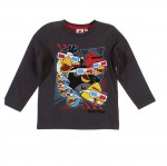 ANGRY BIRD T-shirt manche longue T10 ans