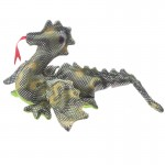Presse papier animal de sable Dragon vert