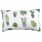 Coussin Passepoil Modele Cactus Party