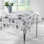 Nappe rectangle peva Dinera 140 x 240 cm