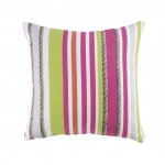 Coussin dehoussable Collection Rayures Matelot