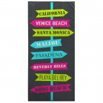 Serviette de plage Modele Long Beach