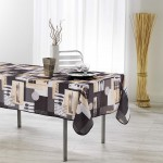 Nappe polyester Collection Cantine