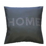 Housse de coussin Collection Sequins Home Strass