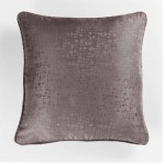 Coussin Passepoil Collection Jacquard Adamo
