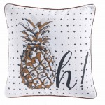Housse de coussin Modele Ananas Oh!