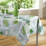 Nappe rectangle PVC Modele Bahia 140 x 240 cm