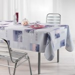 Nappe rectangle polyester Modele Evasion 150 x 240 cm