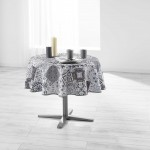 Nappe polyester imprime Collection Persane