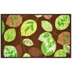 Tapis multi usage rectangle 57 x 115 CM vegetal