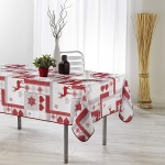 Nappe 140x300cm winter love