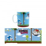 SONIC Mug Green Hills Level 460 ml