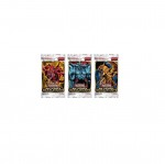 YU-GI-OH! Booster de 5 cartes War of Giants version Allemande