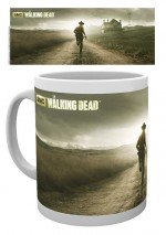 THE WALKING DEAD Mug Running