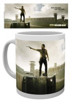 THE WALKING DEAD Mug Prison