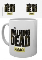 THE WALKING DEAD Mug Logo