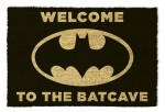 DC Comics paillasson Welcome To The Bat Cave 40 x 60 cm