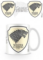 GAME OF THRONES Le Trône de fer mug Stark