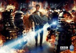 DOCTOR WHO Poster Doctor and Amy 61 x 91 cm