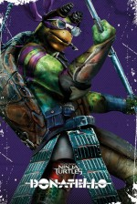 LES TORTUES NINJA Poster Donatello Pose 61 x 91 cm