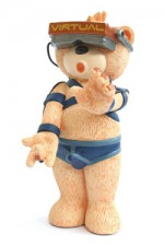 BAD TASTE BEARS Statuette Sinclair 11 cm