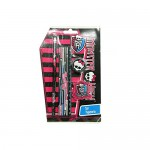 MONSTER HIGH set de papeterie 4 pièces Monster