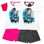 MONSTER HIGH Pyjama short enfant Frankie