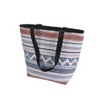 Sac shopping ou de plage 20L Ethnik folk