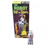 LOST IN SPACE Maquette The Robot 8 cm