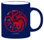 GAME OF THRONES Le Trône de fer mug Targaryen bleu