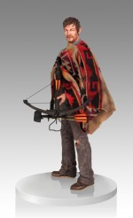 THE WALKING DEAD Statuette 1/4 Daryl Dixon 46 cm