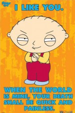 LES GRIFFIN Family Guy Poster The World Is Mine 61 x 91 cm