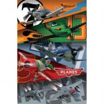PLANES Poster Colours And Numbers 61 x 91 cm