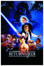 STAR WARS Poster Return of the Jedi 61 x 91 cm