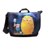 ADVENTURE TIME Sac à bandoulière portable Finn & Jake Totoro